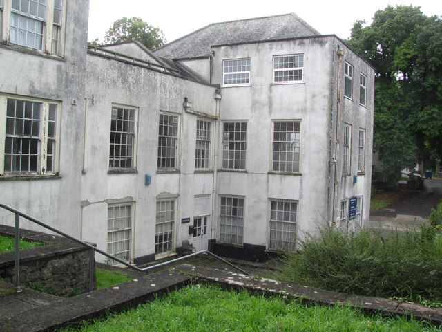 Foxhole School - Former Workshops and Art Room