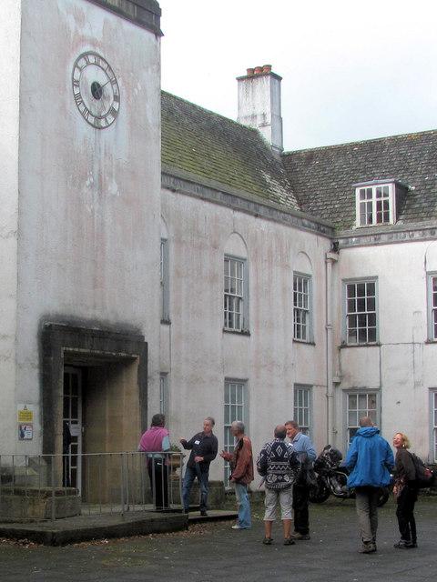 The Main Entrance, Foxhole School