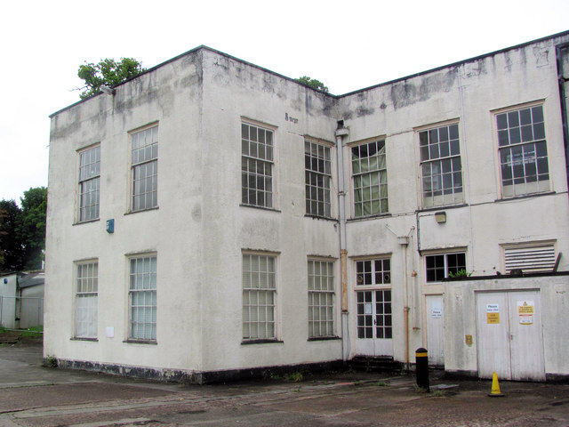 Foxhole School - Former Chemistry and Library block