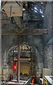 ST6867 : The old brass mill, Saltford - annealing furnace by Chris Allen