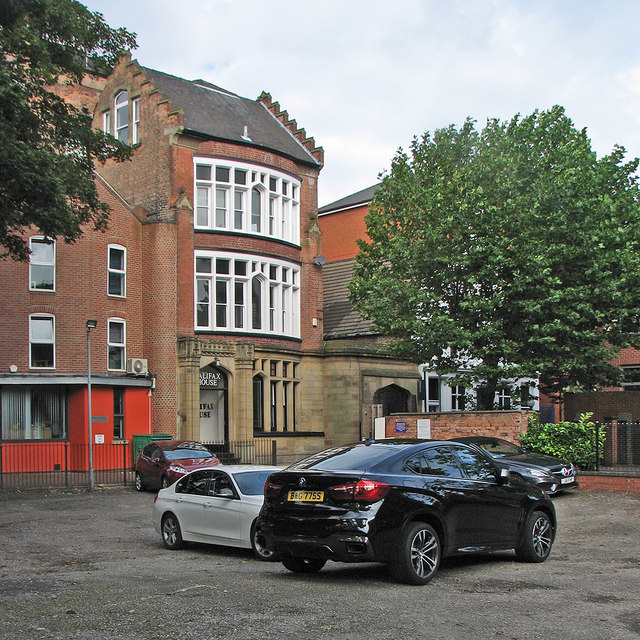 Lace Market Car Park Nottingham Postcode