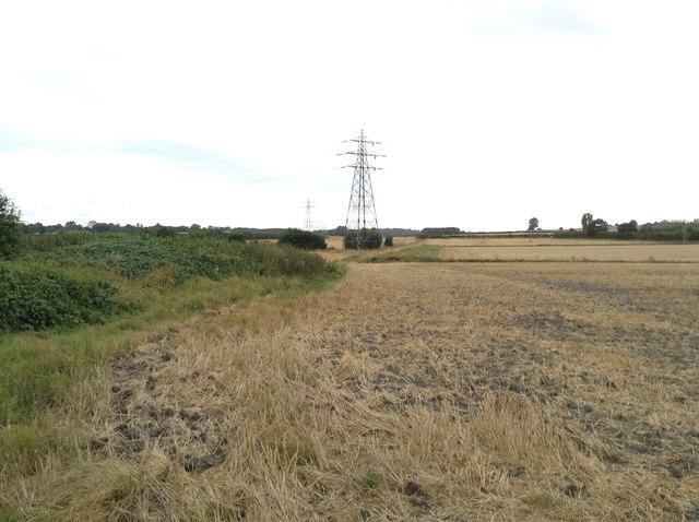 Path to Foxborough Hill