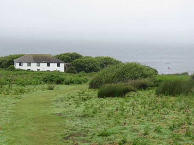 The Neale family residence, Little Saltee Island
