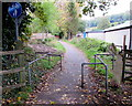 SO8402 : Path from Woodchester towards Nailsworth by Jaggery