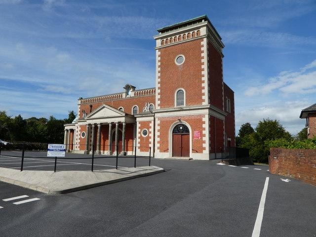 Blessed Sacrament Catholic Church Exeter