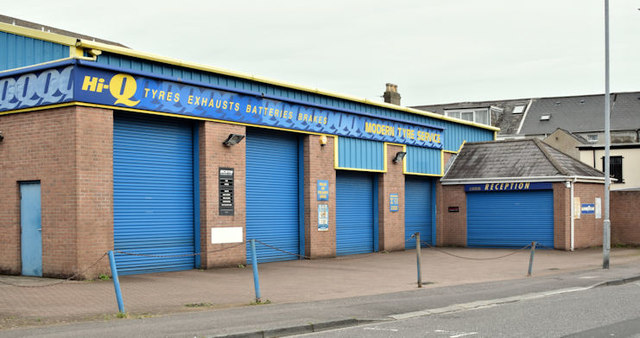 Tyre Shops In Canvey Island