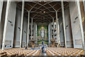 SP3379 : Interior, Coventry Cathedral by J.Hannan-Briggs