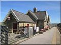 SD7678 : Ribblehead  railway  station : Week 38