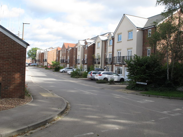 Faraday Court, off Clay Lane, Durham