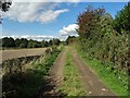 SE4010 : Farm track west of Windmill Hill by Neil Theasby