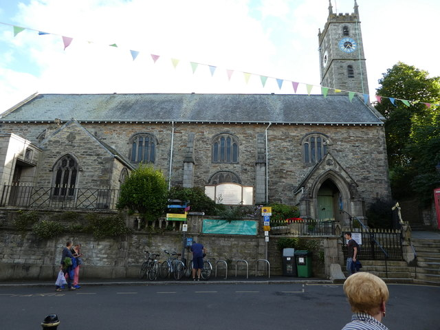 Falmouth Parish Church