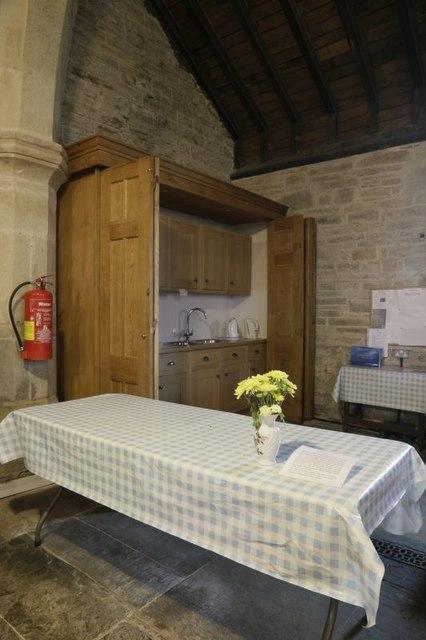 Kitchen In The North Aisle Bill Nicholls Cc By Sa 2 0
