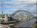 NZ2563 : The Tyne Bridge : Week 38