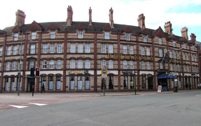 Hotels Near Wolverhampton Races