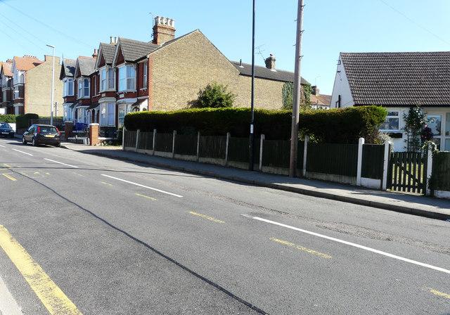 Proposed development at 42, Mickleburgh... © John Baker cc ...