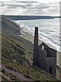 SW6950 : Wheal Coates - Towanroath Shaft by Chris Allen