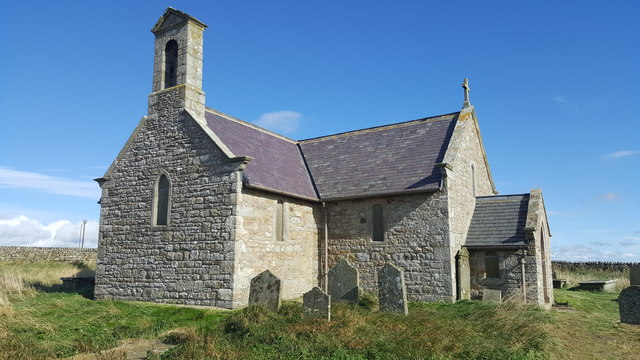 Church of St Andrew, Shotley Low Quarter