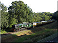 SO7482 : Severn Valley Railway at Highley by Gareth James