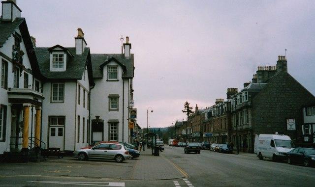 High Street, Banchory