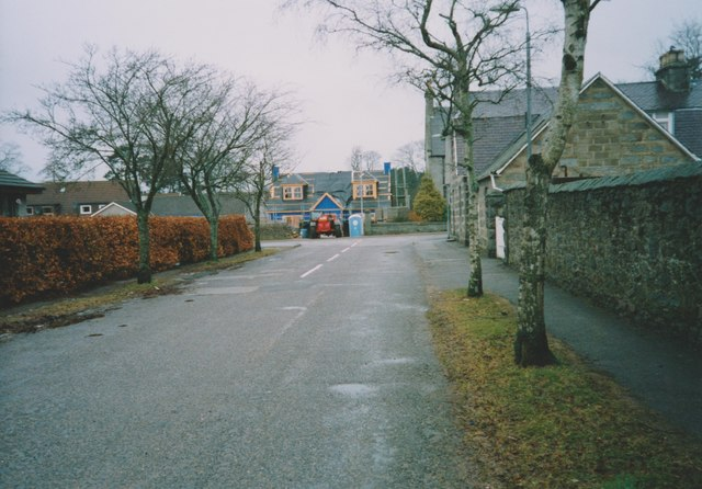 William Street, Torphins