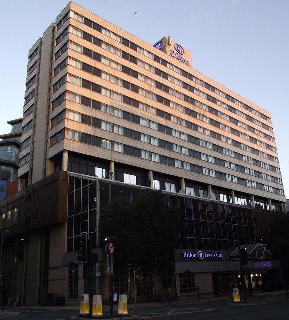 Hilton Hotel Leeds Spa