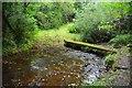 SX2585 : Badharlick Ford by John Walton