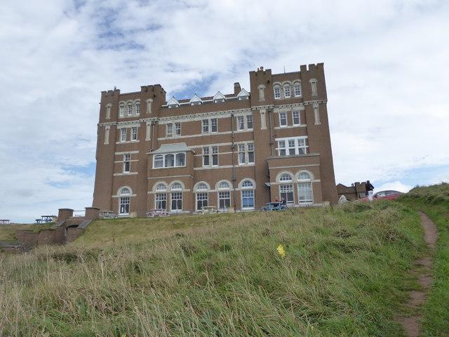 Camelot Castle Hotel Menu