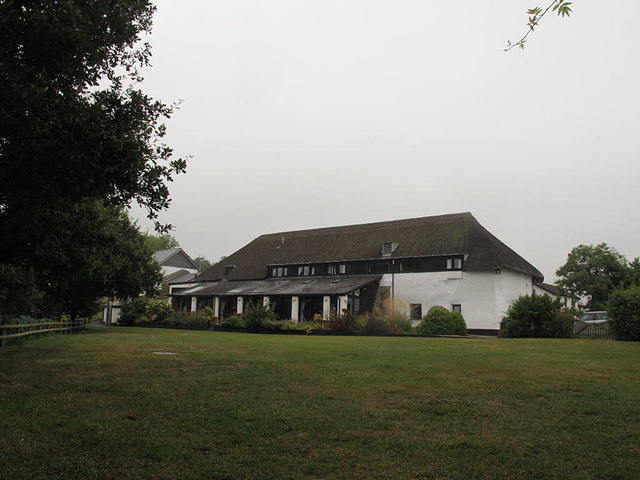 The Pound House at Sheldon