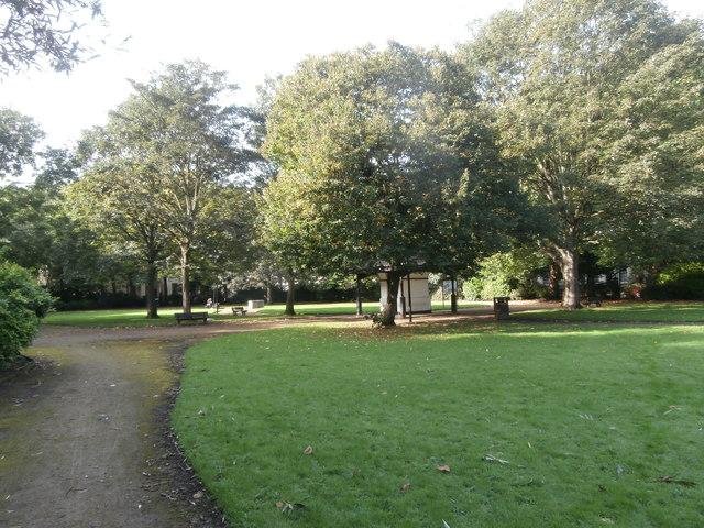 Falkner Square Gardens, Liverpool