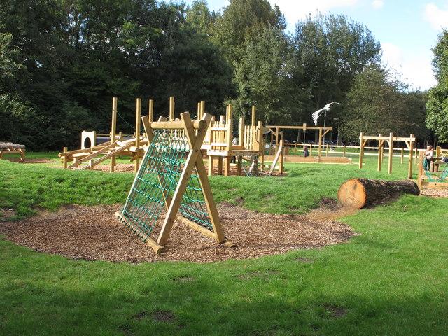 Denham Adventure Zone, Denham Country Park