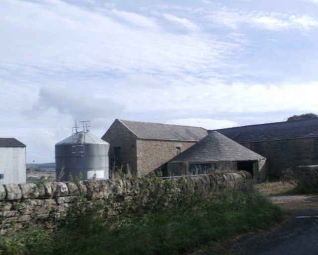 Whittonstall Hall Farm