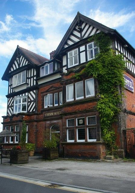 Station Hotel Ashbourne Reviews