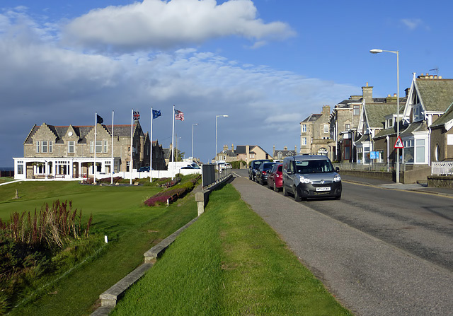 Stotfield Road, Lossiemouth
