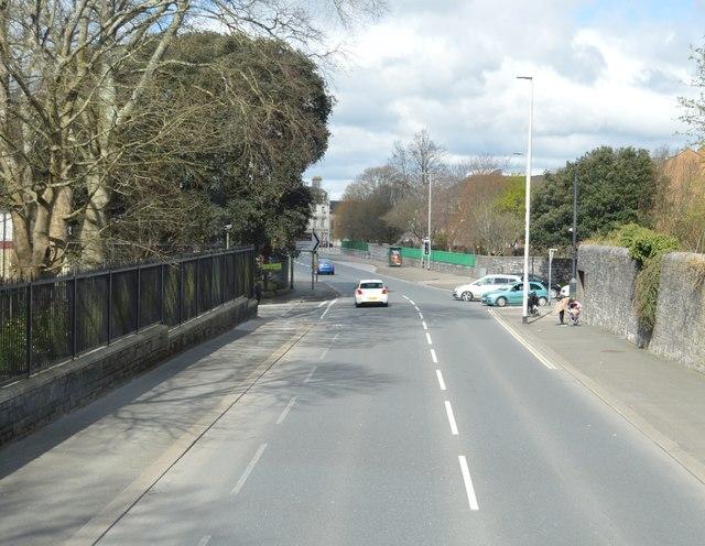 A374 road