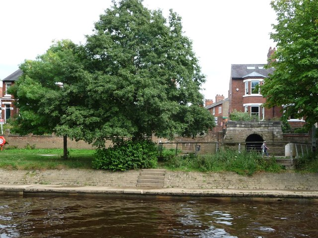 Pikeing well east bank river ouse christine johnstone for Alma terrace york