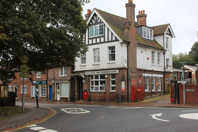 Great missenden post office robert eva cc by sa 2 0 geograph britain and ireland - Great britain post office ...
