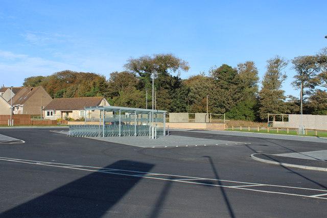 Lidl Car Park Beckenham
