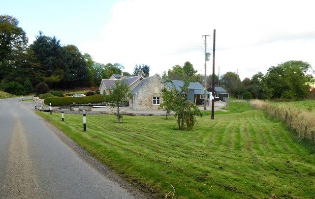Milltown Buildings