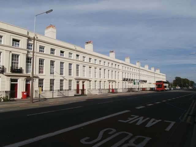 Falkner  Terrace, Upper Parliament St, Liverpool