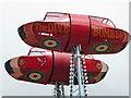 SU8394 : Carter's Steam Fair - The dive Bomber by Chris Allen
