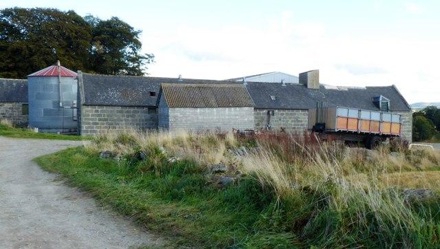 Tillycairn farmstead