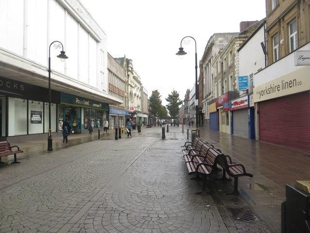 King Street, South Shields © Graham Robson cc-by-sa/2.0 ...