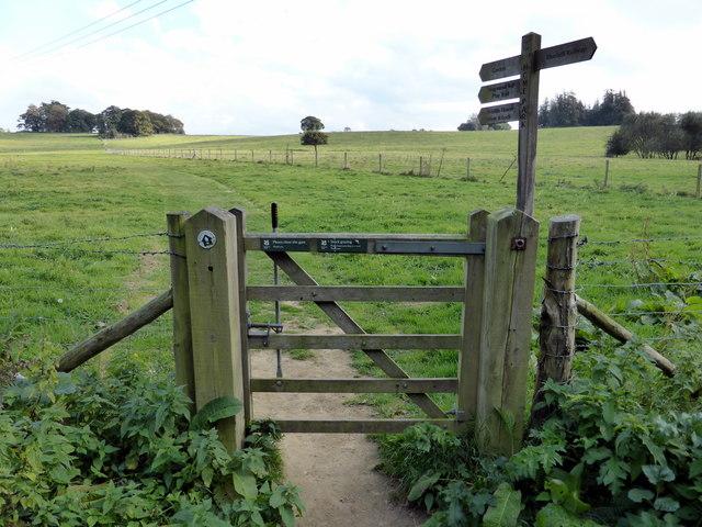 Gated Entrance Landscape Designs