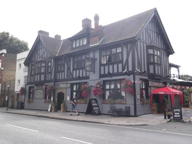 Flynn's Pub, Dalling Road W6