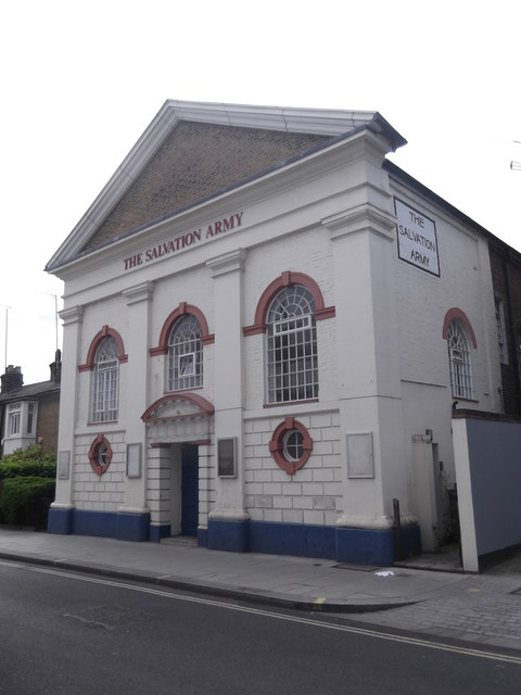 Salvation Army, Dalling Road W6