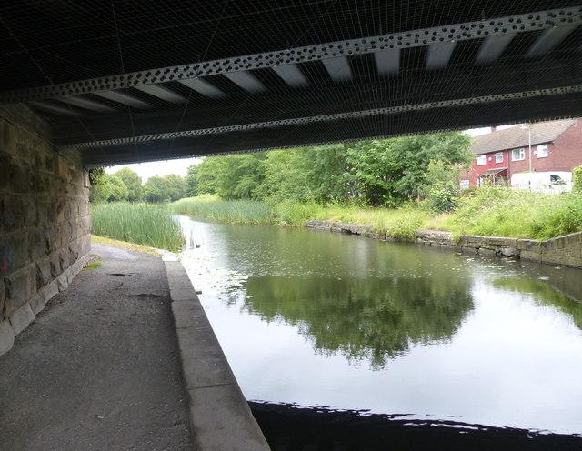 Under Gorsey Lane Bridge No 4a 169 Mat Fascione Geograph