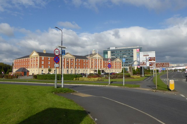 Hotels Near Trafford Centre