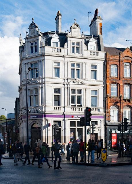 Camden Town: Natwest Bank, Camden Town © Julian Osley :: Geograph