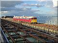 SZ5993 : Train on Ryde Pier : Week 41
