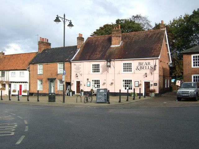 The  Bear & Bells, Beccles